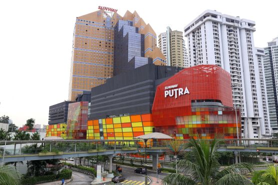 Trip to Malaysia – August 2015 – Hotel Sunway Putra – Ahmed